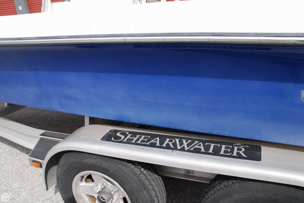 2007 Shearwater Z2200 - Photo #36