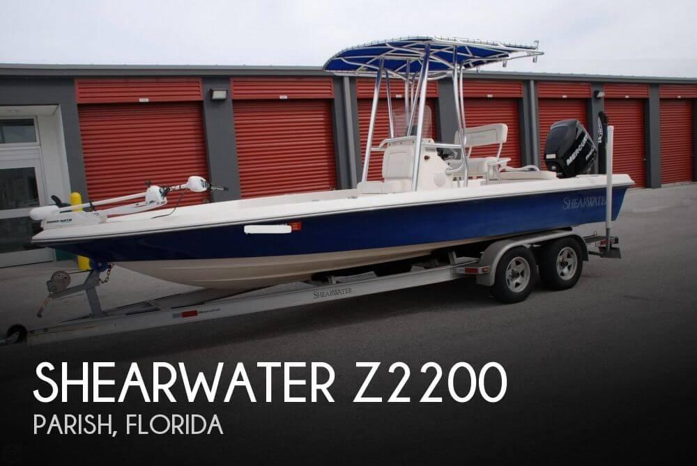 2007 Shearwater Z2200 - Photo #1