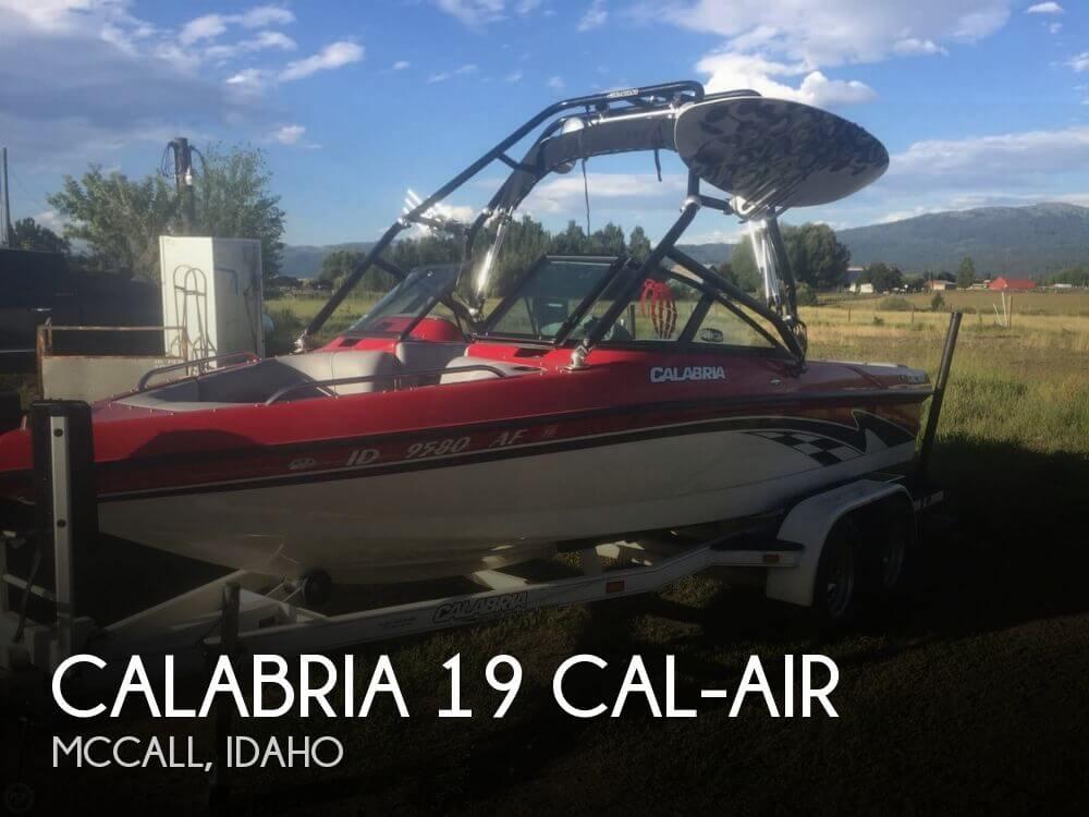 2004 Calabria 19 Cal-Air - Photo #1