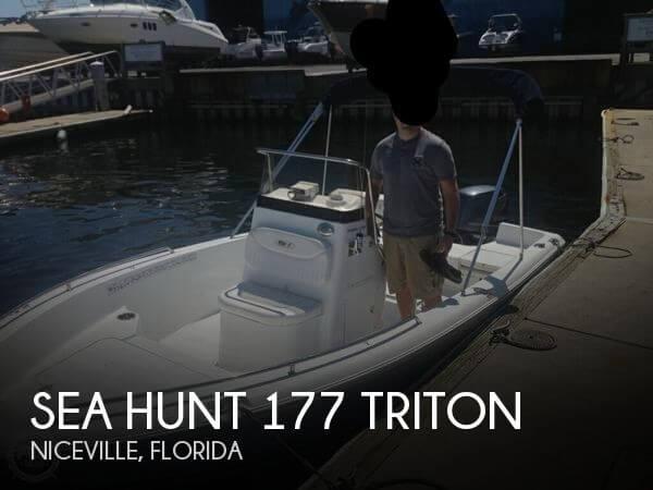 2013 Sea Hunt 17 - Photo #1