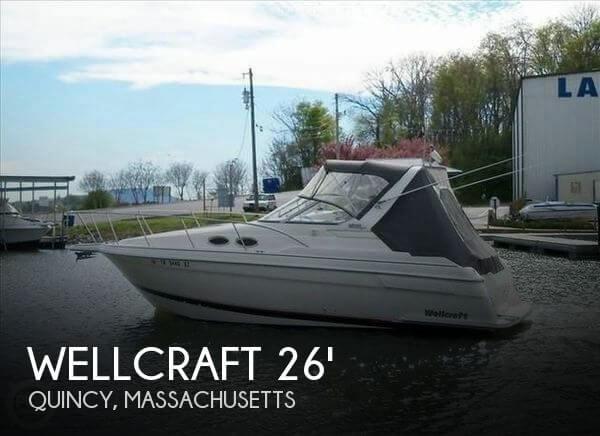 1999 Wellcraft 252 Coastal - Photo #1