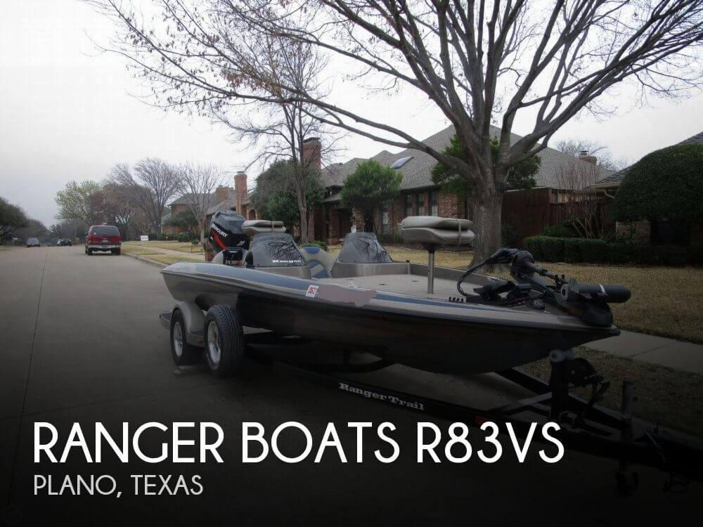 2001 Ranger R83VS - Photo #1