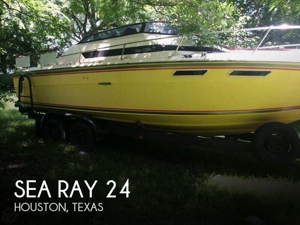 1976 Sea Ray 24 - Photo #1
