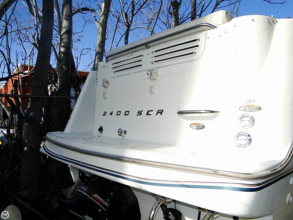 2002 Maxum 2400 SCR - Photo #24