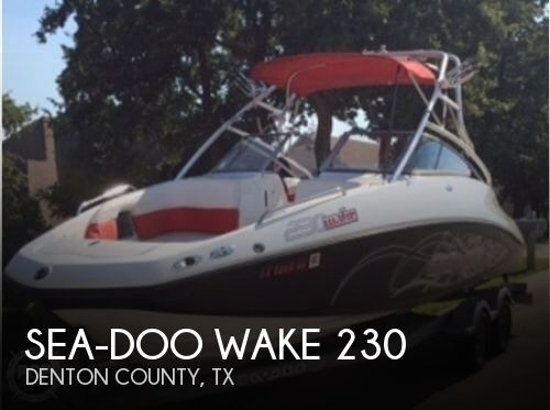 2008 Sea-Doo Wake 230 - Photo #1