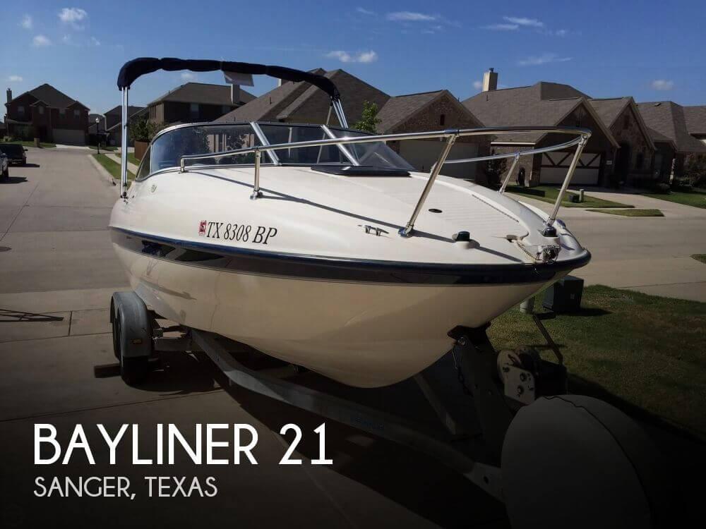 2003 Bayliner 21 - Photo #1