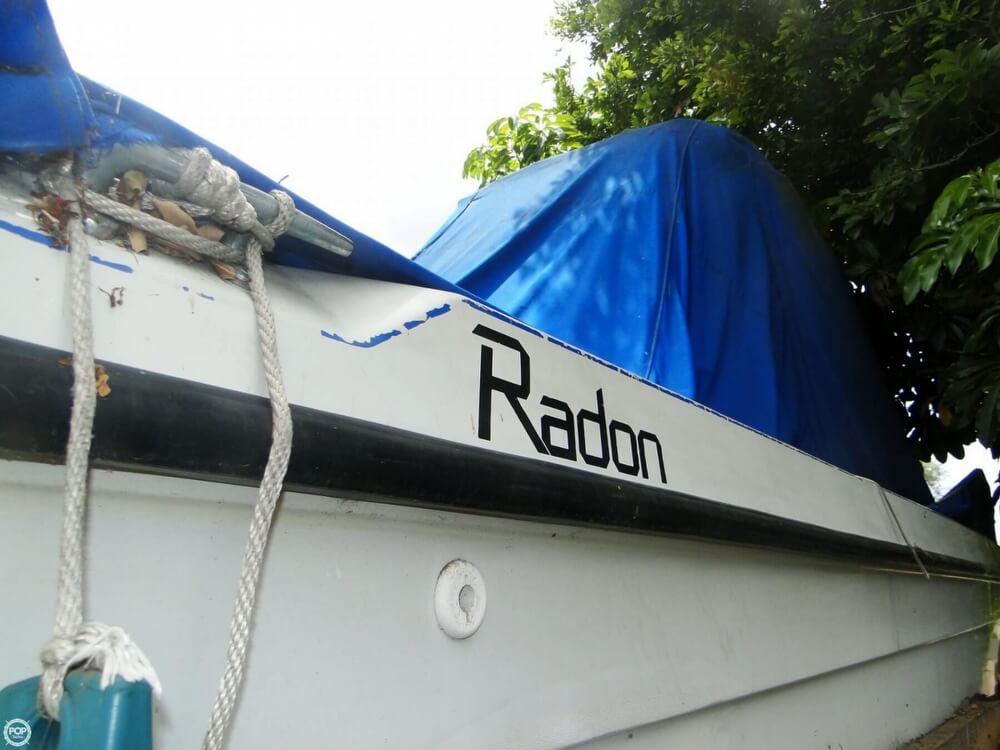 1989 Radon Radoncraft 22 - Photo #27