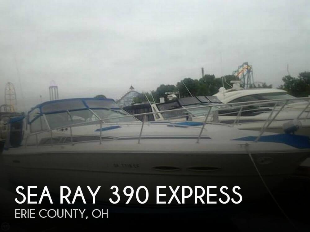 1987 Sea Ray 390 Express - Photo #1