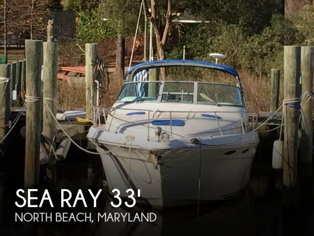 1997 Sea Ray 330 Sundancer - Photo #1