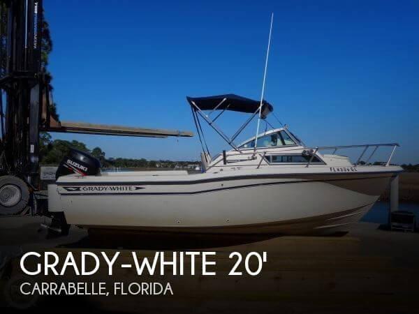 1994 Grady-White 208 Adventure - Photo #1