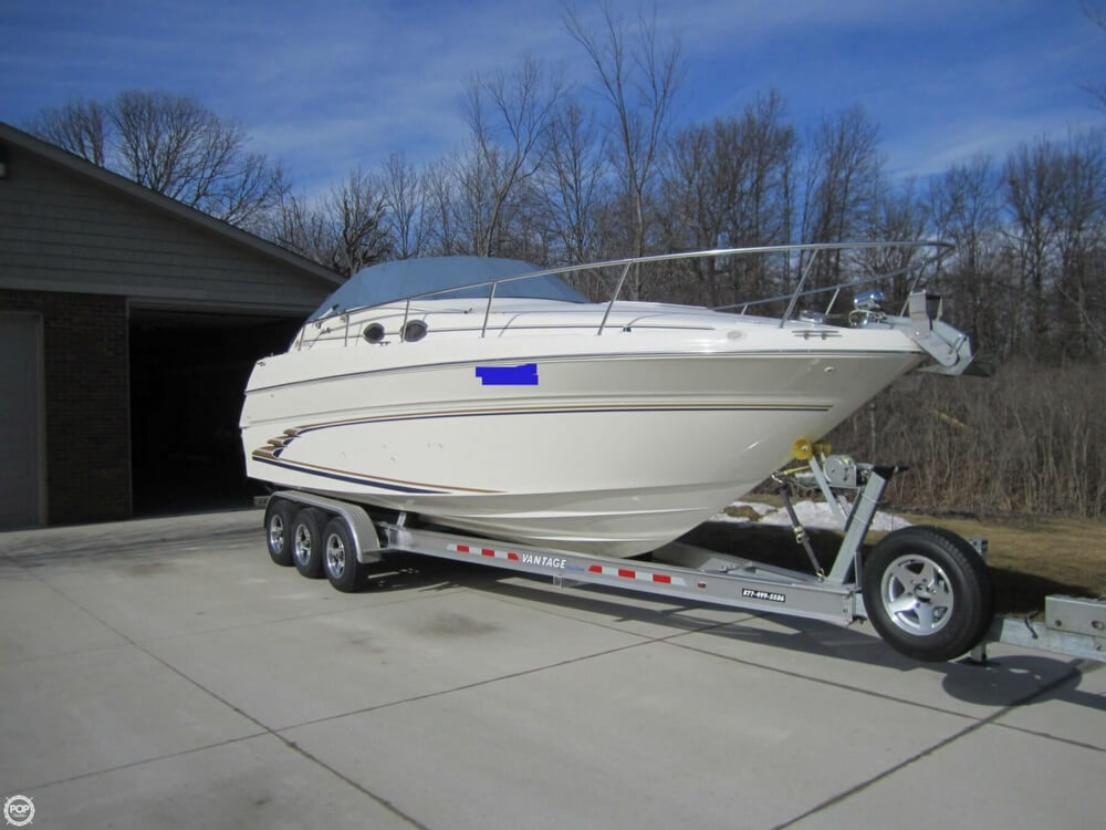 1998 Sea Ray 270 Sundancer - Photo #2