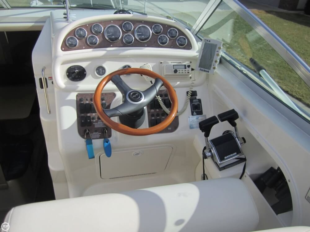 1998 Sea Ray 270 Sundancer - Photo #5