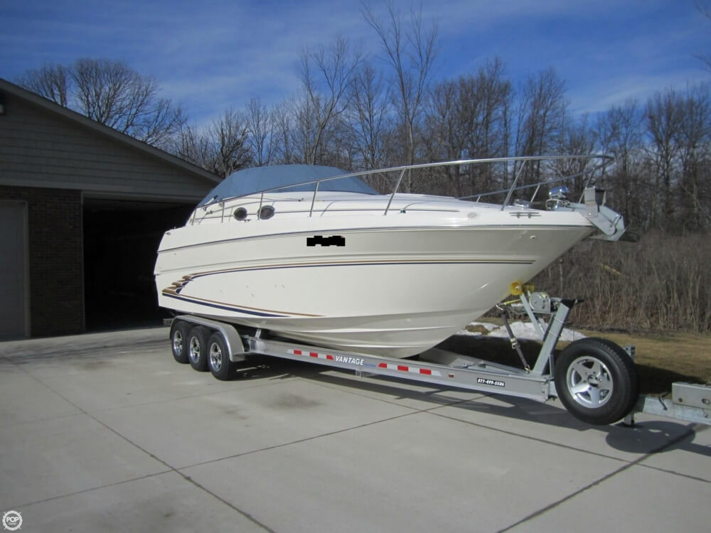 1998 Sea Ray 270 Sundancer - Photo #13