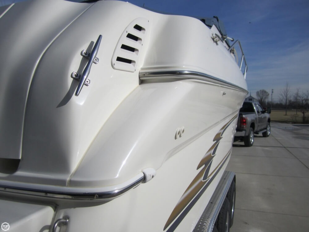 1998 Sea Ray 270 Sundancer - Photo #22