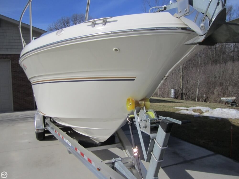 1998 Sea Ray 270 Sundancer - Photo #25