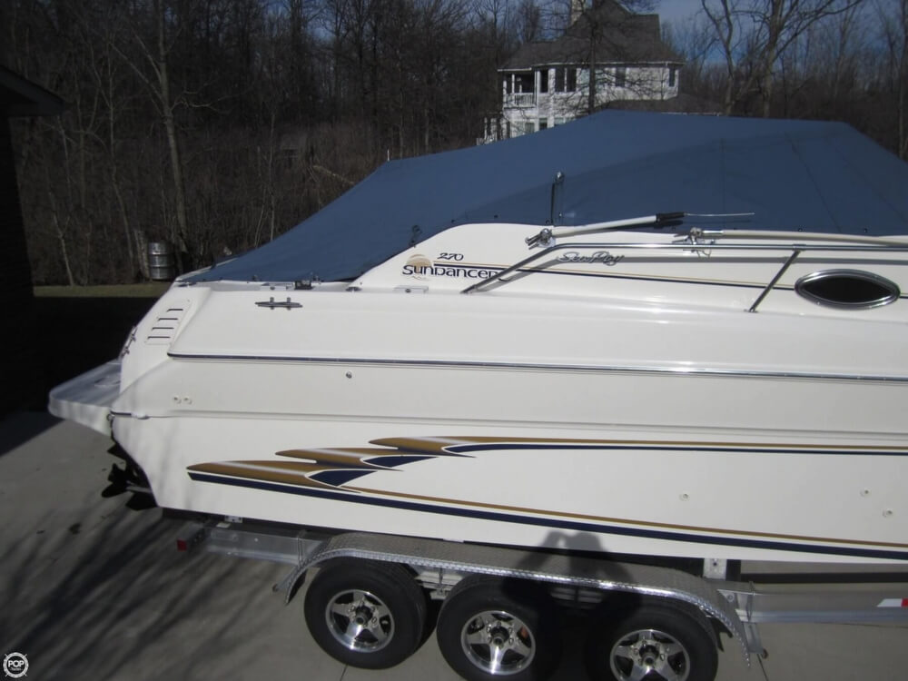 1998 Sea Ray 270 Sundancer - Photo #33