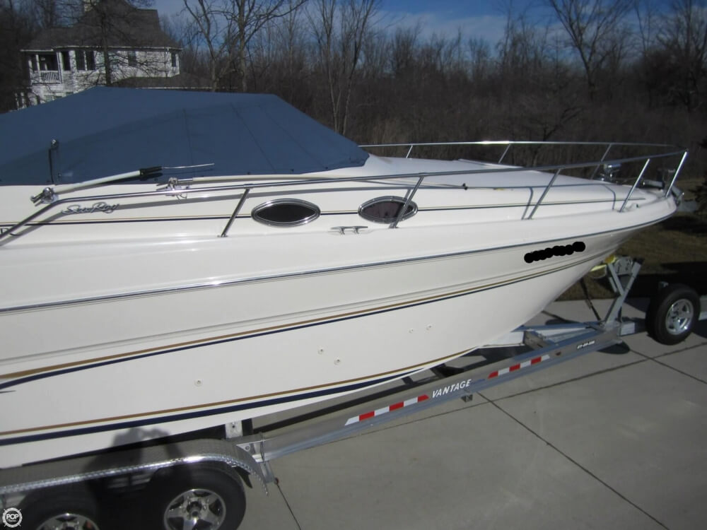 1998 Sea Ray 270 Sundancer - Photo #34